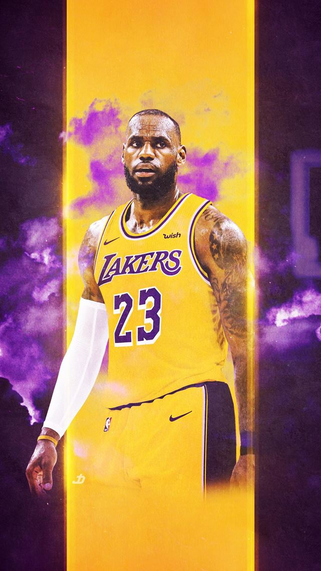 Lebron James Iphone Hd Wallpapers Ilikewallpaper