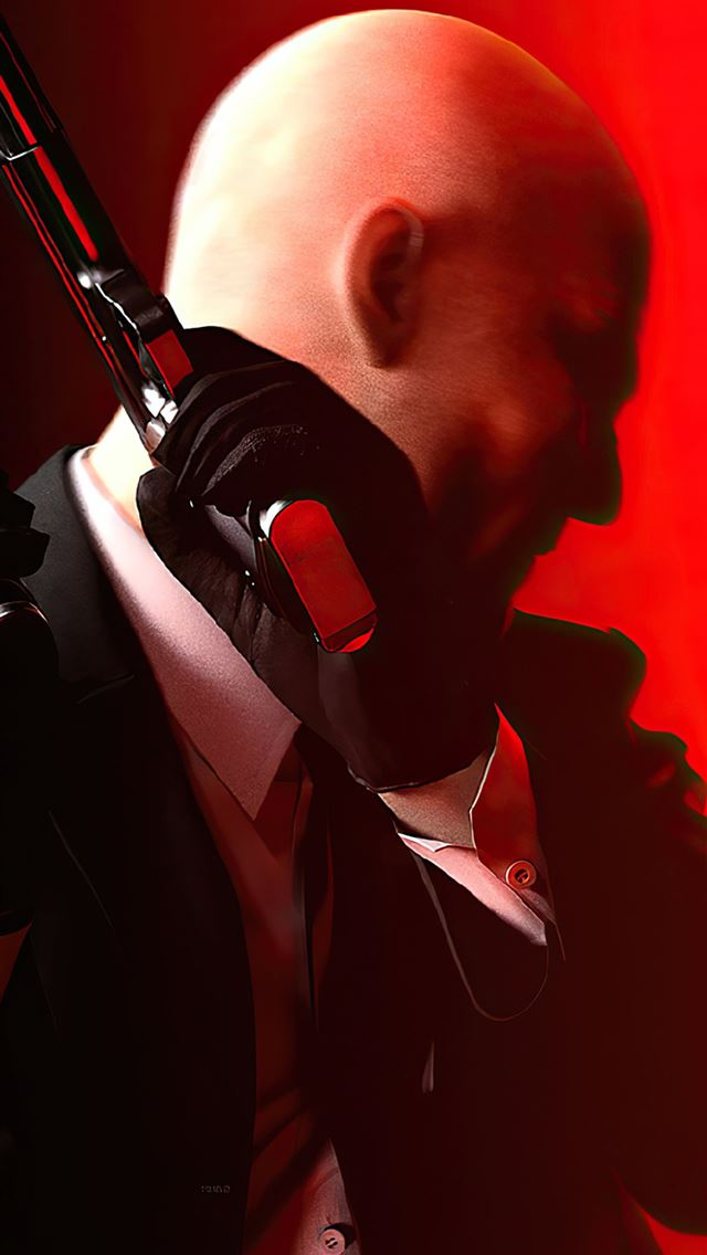 Hitman Absolution 4k Iphone Wallpapers Free Download