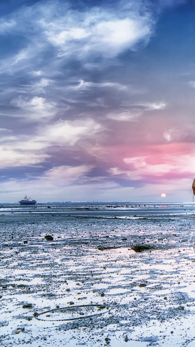 Seaside Beach Iphone Wallpapers Free Download