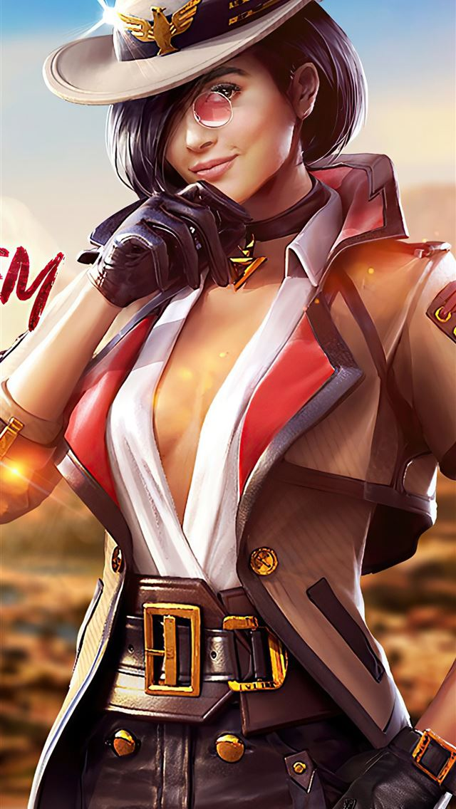 garena free fire clu 4k iPhone wallpaper