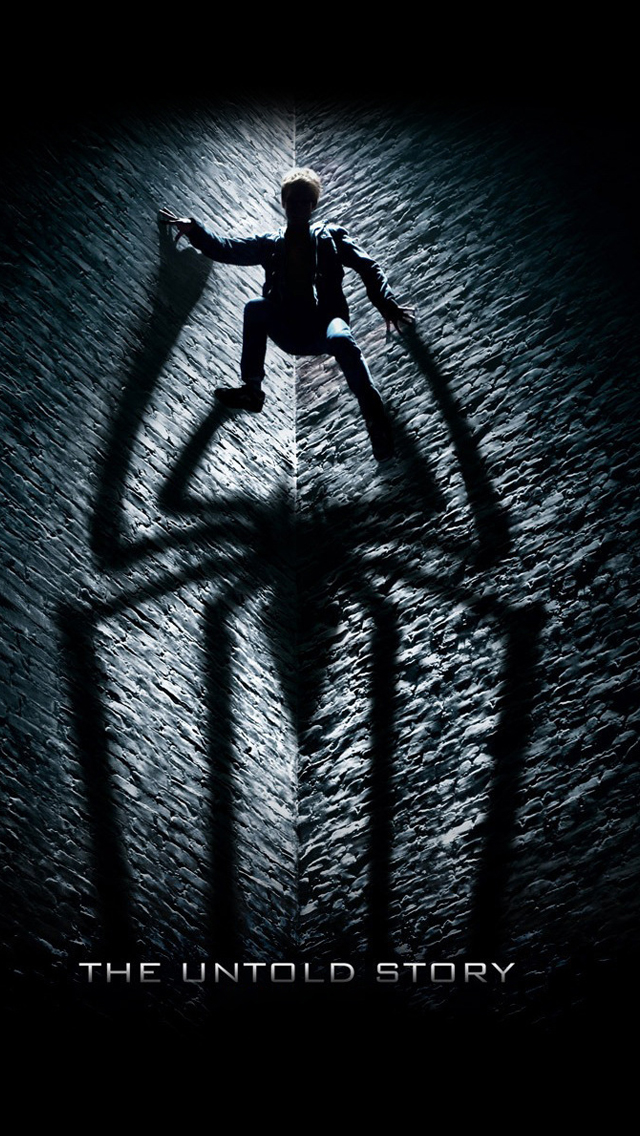 The Amazing spider man iPhone wallpaper