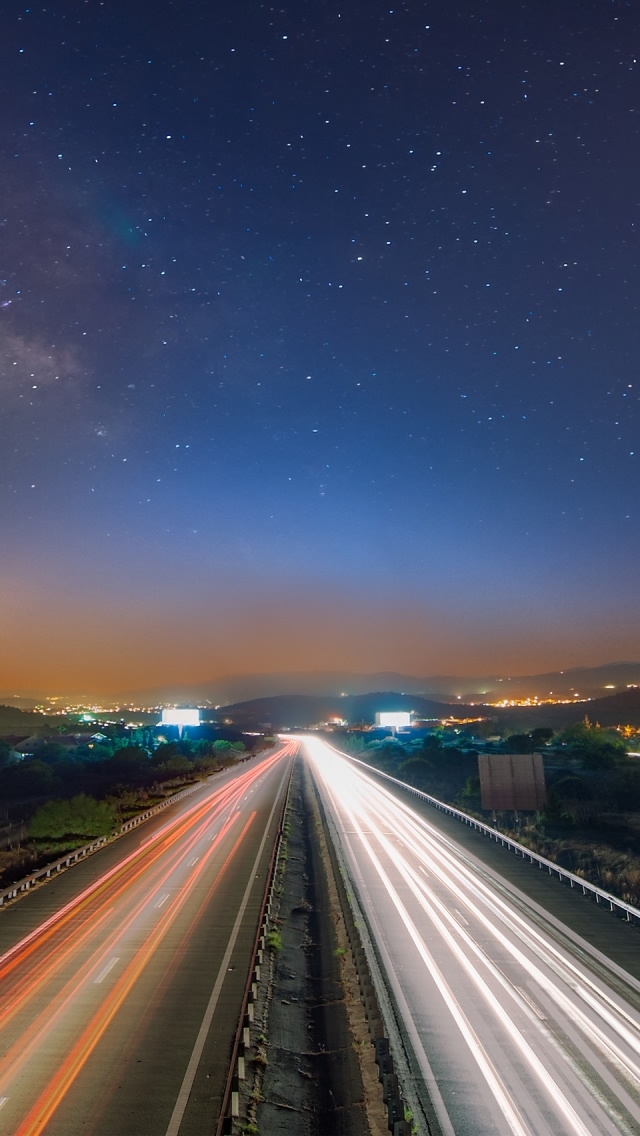 Limassol Rush Hour iPhone wallpaper