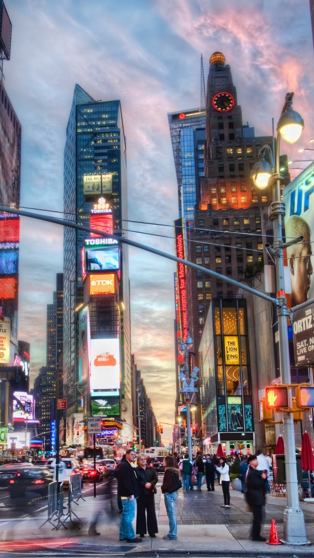 New York City Travel iPhone wallpaper
