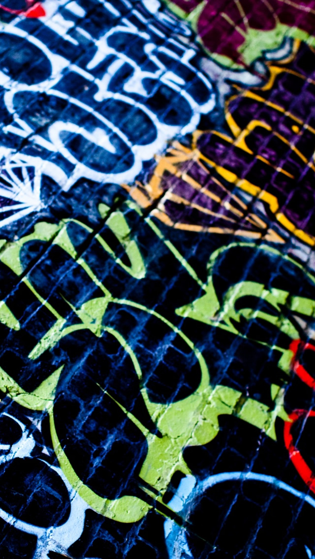 Best Graffiti Iphone Wallpapers Hd Ilikewallpaper