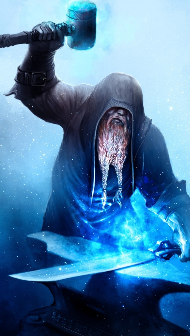 Ceiron Wars iPhone wallpaper