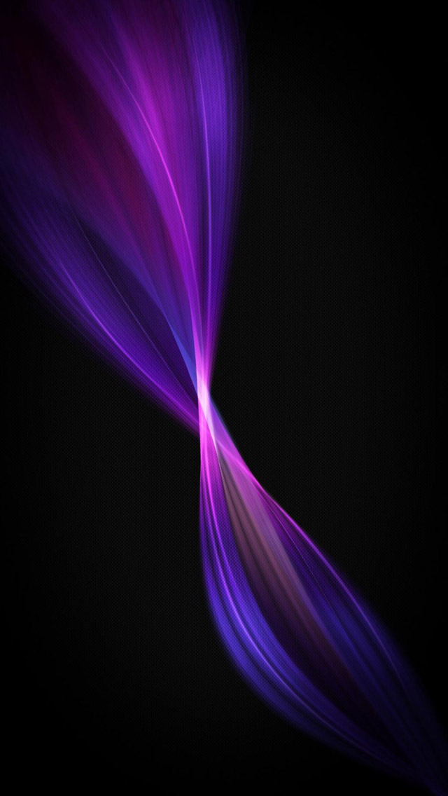 Lines purple color graphics iPhone wallpaper