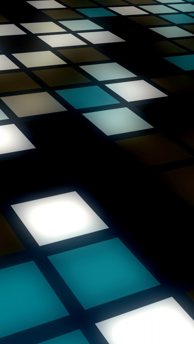 Disco Lights iPhone wallpaper