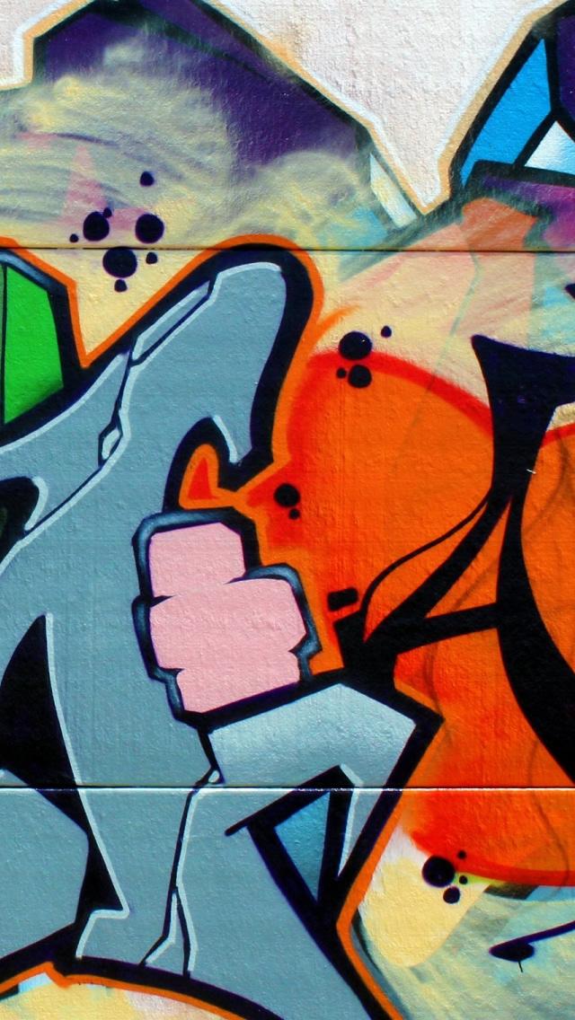 Graffiti Spain Iphone Wallpapers Free Download