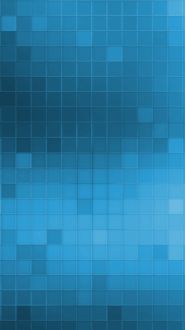 Blue Tiles Iphone Wallpapers Free Download