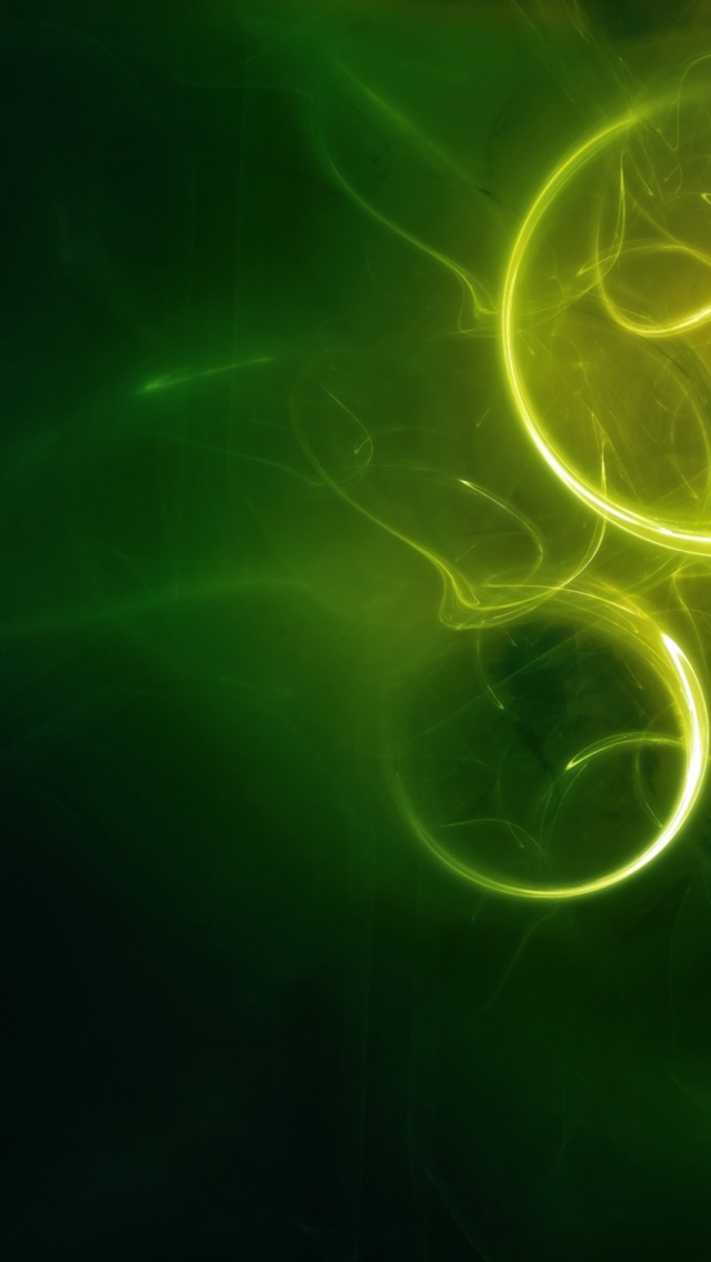 Swirly Design iPhone wallpaper