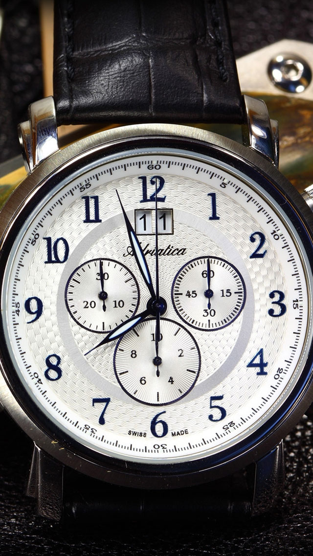 Adriatica Watch Iphone Wallpapers Free Download