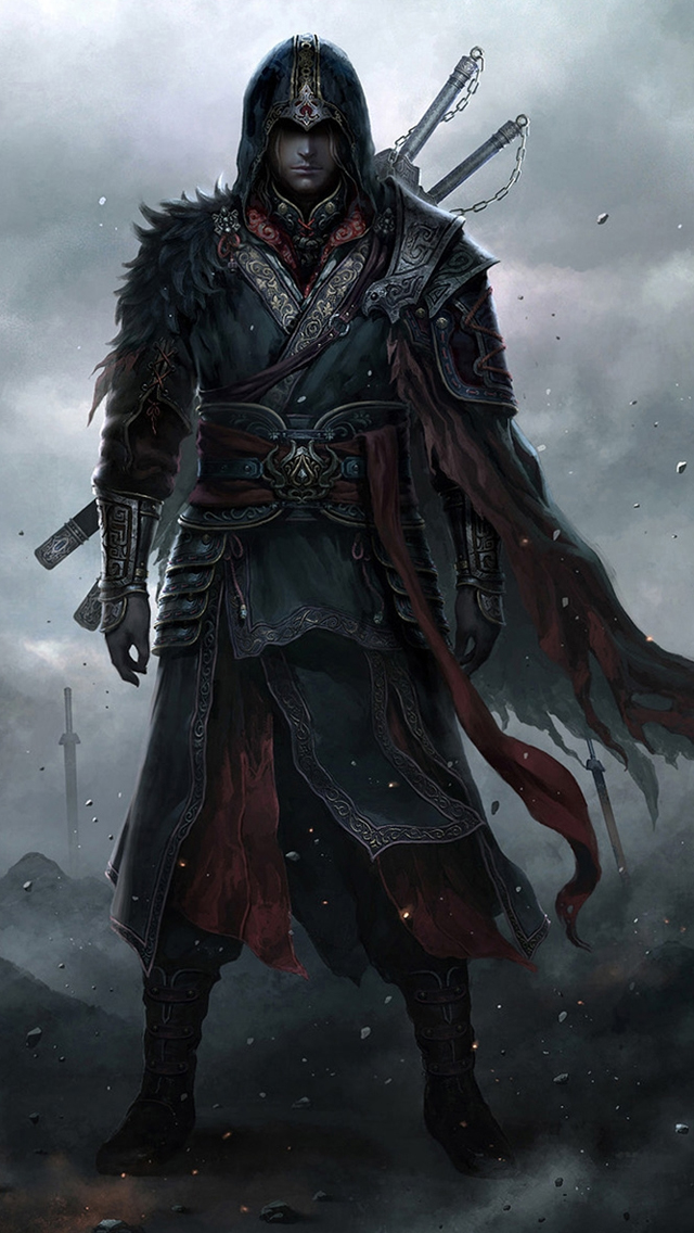 Assassins Creed IV Black Flag iPhone wallpaper