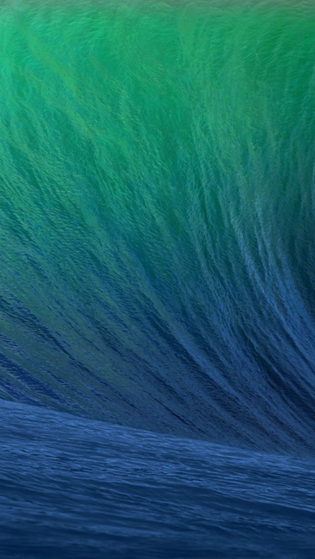 Apple mac os x mavericks iPhone wallpaper