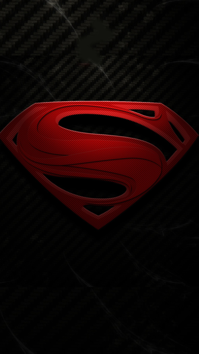 Man of steel hope iPhone wallpaper