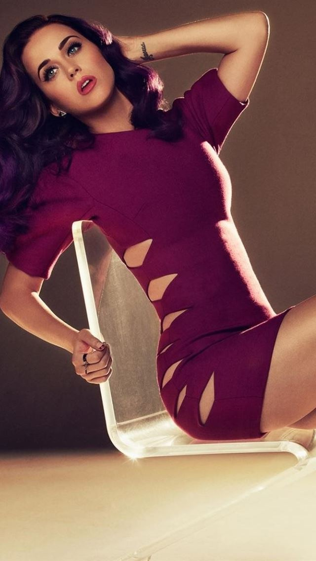 Katy Perry iPhone wallpaper