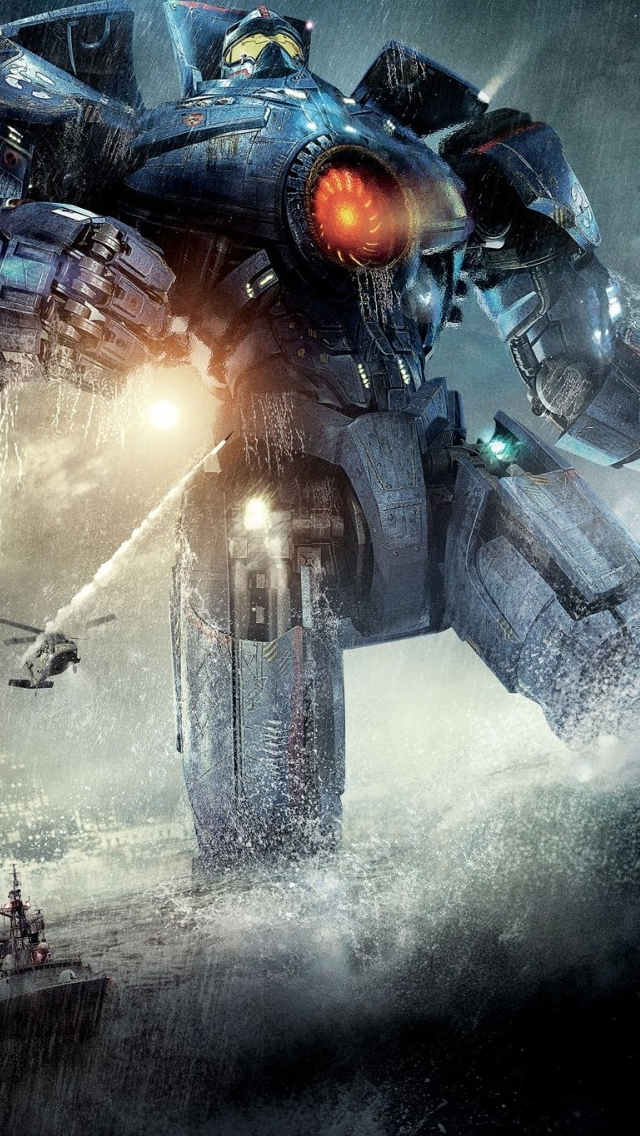 Pacific Rim Robots Iphone Wallpapers Free Download