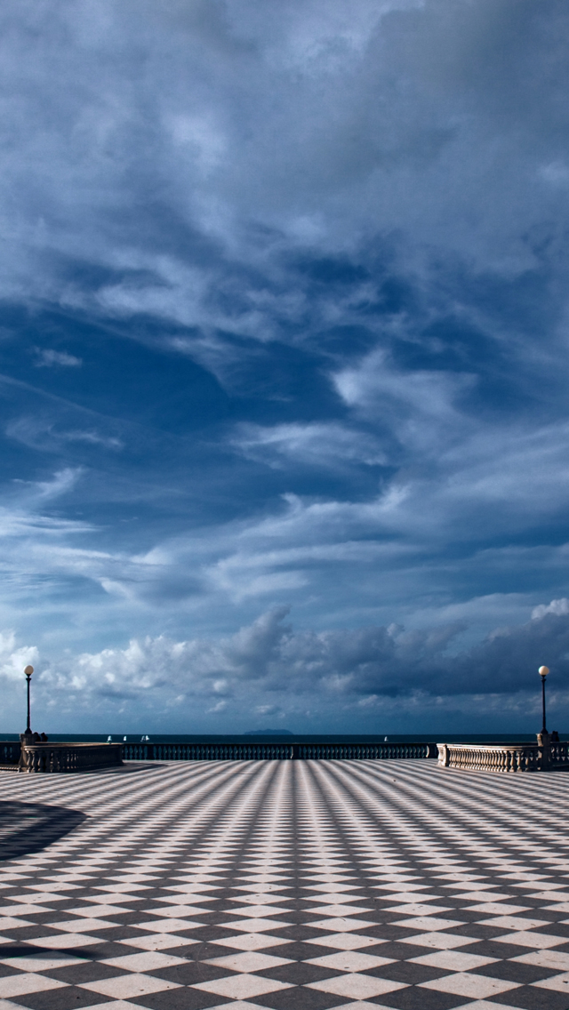Livorno Toscana iPhone wallpaper