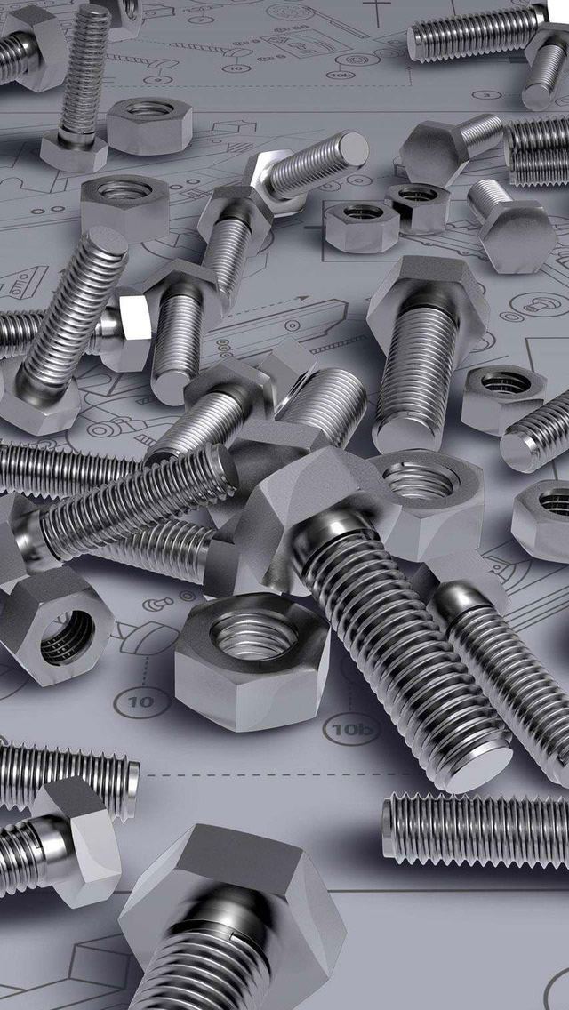 Screws On Blueprint Iphone Wallpapers Free Download