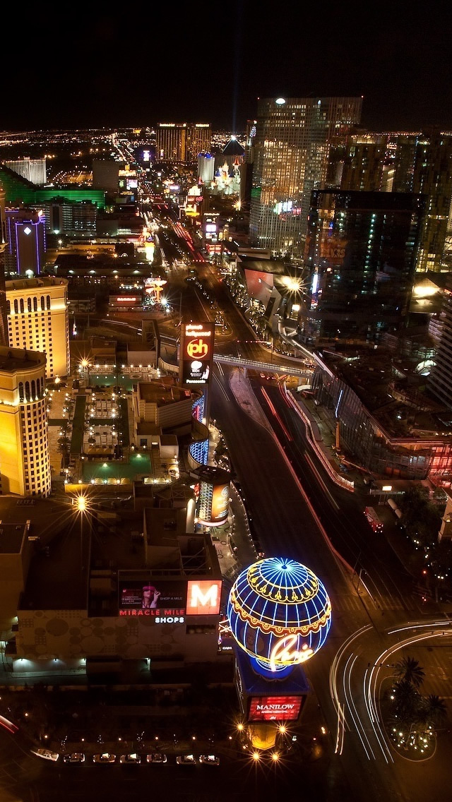 Best Vegas Iphone Wallpapers Hd Ilikewallpaper