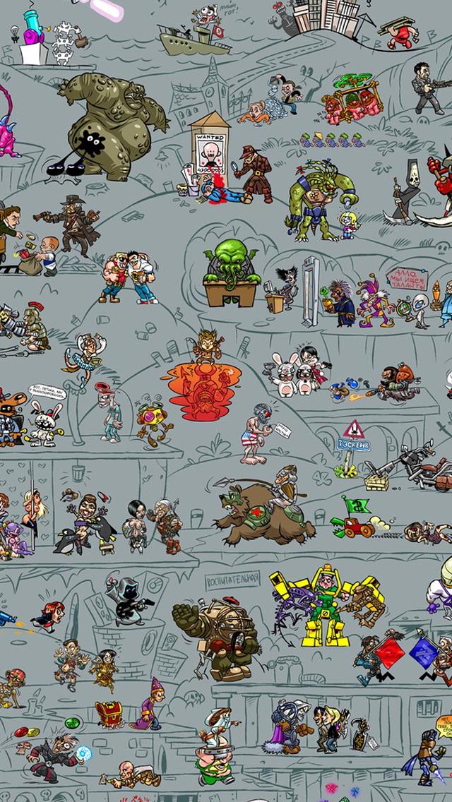 Game Design Draft Iphone Wallpapers Free Download