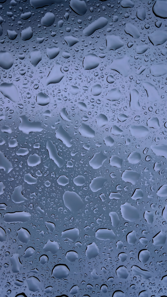 Raindrops Iphone Wallpapers Free Download