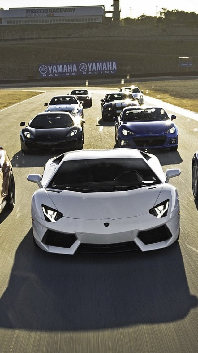 Best Lamborghini Iphone Wallpapers Hd Ilikewallpaper