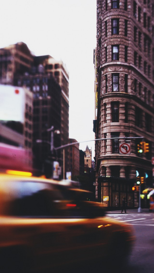 NYC Tixi Landscape Building United States iPhone wallpaper