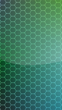 Honeycomb-shaped grid background iPhone 5s wallpaper