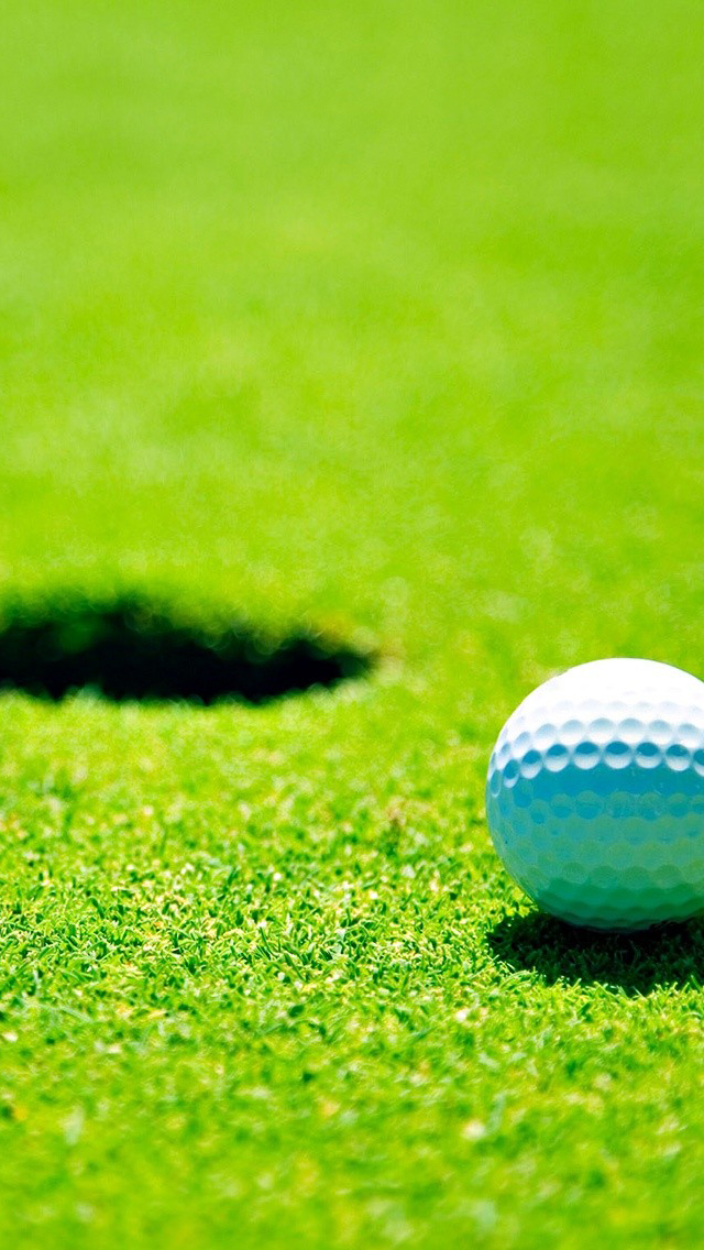 Golf Green Grass Iphone Wallpapers Free Download