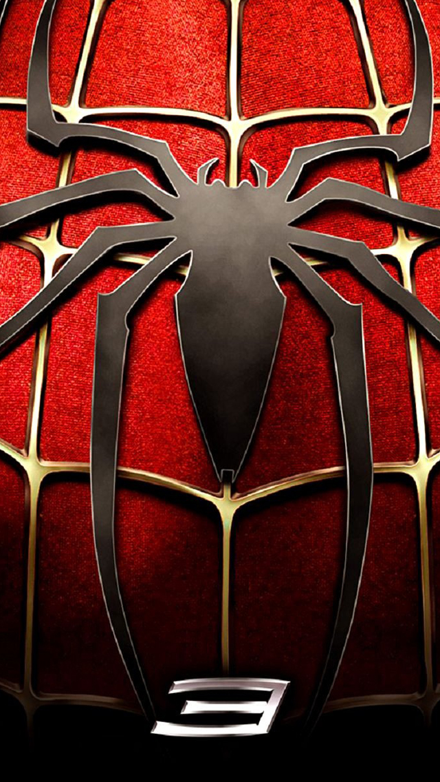 The Enemy In Repelling Spider Man 3 iPhone wallpaper
