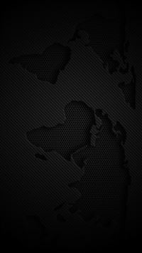 World map wallpaper dark bmapb iphone 5s bwallpapers gumiabroncs Images