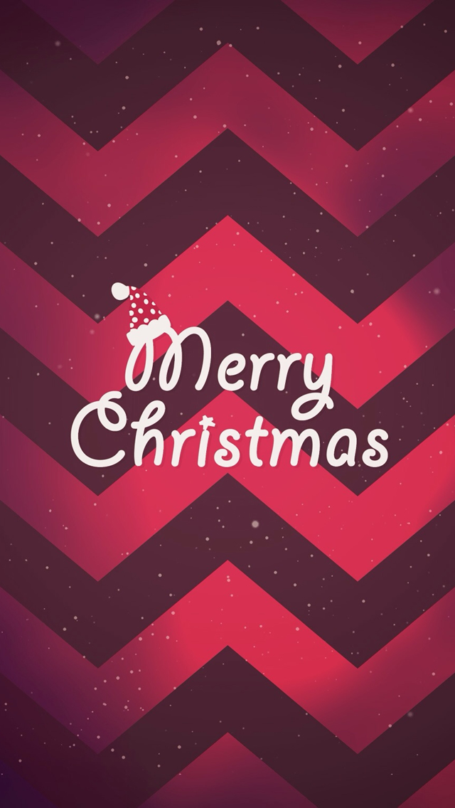 Cute Merry Christmas iPhone Wallpapers Free Download