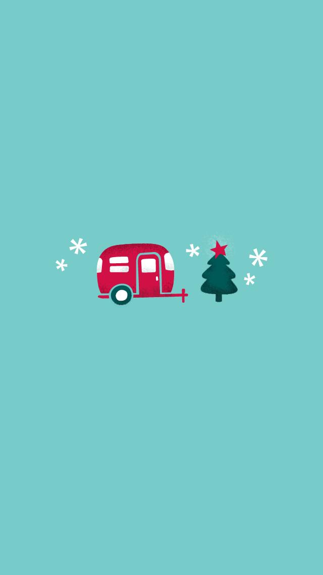 Best Christmas Iphone Wallpapers Hd Ilikewallpaper