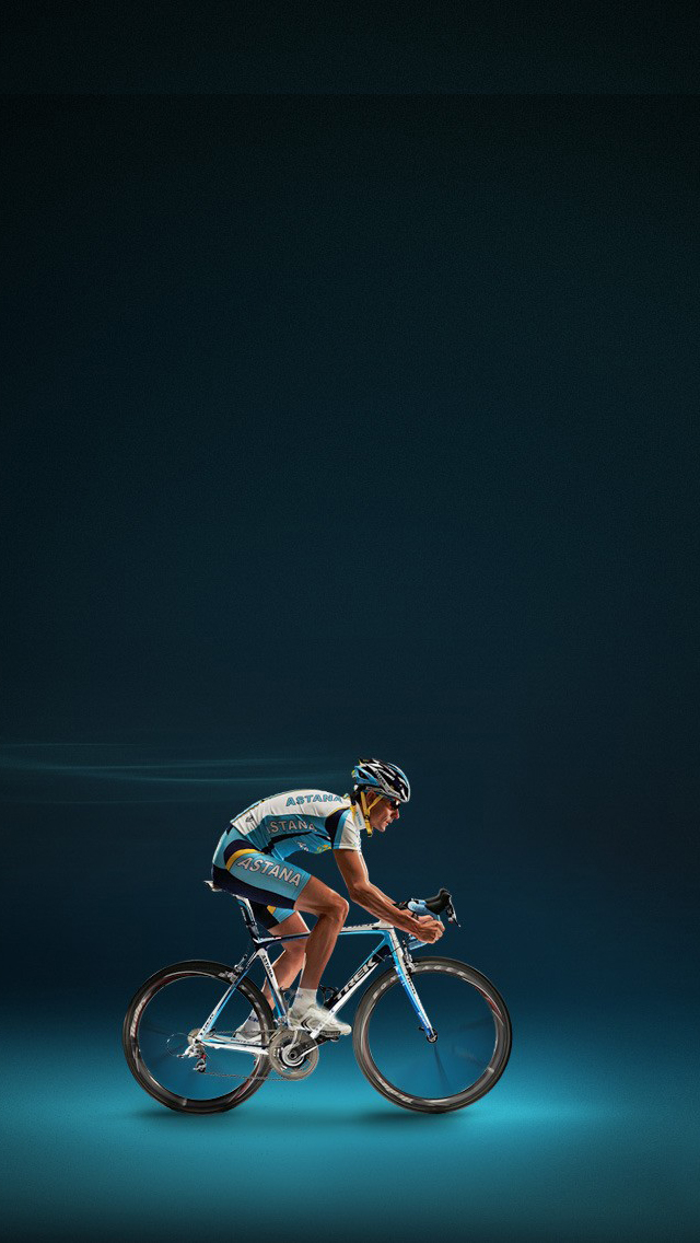 Bicycles iPhone wallpaper
