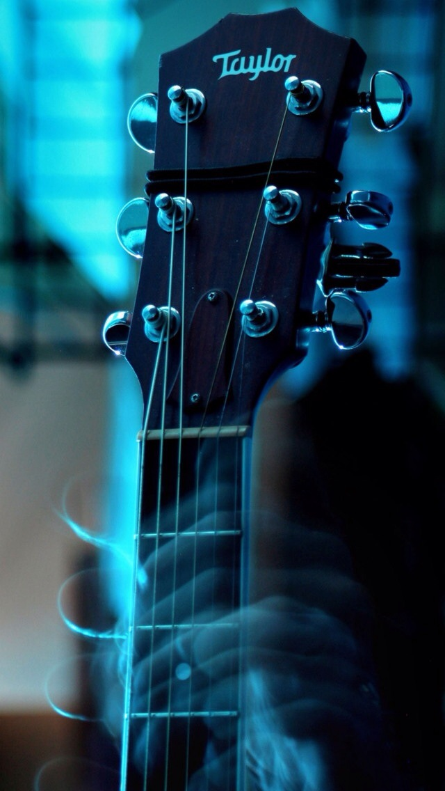 Guitar Head Iphone Wallpapers Free Download