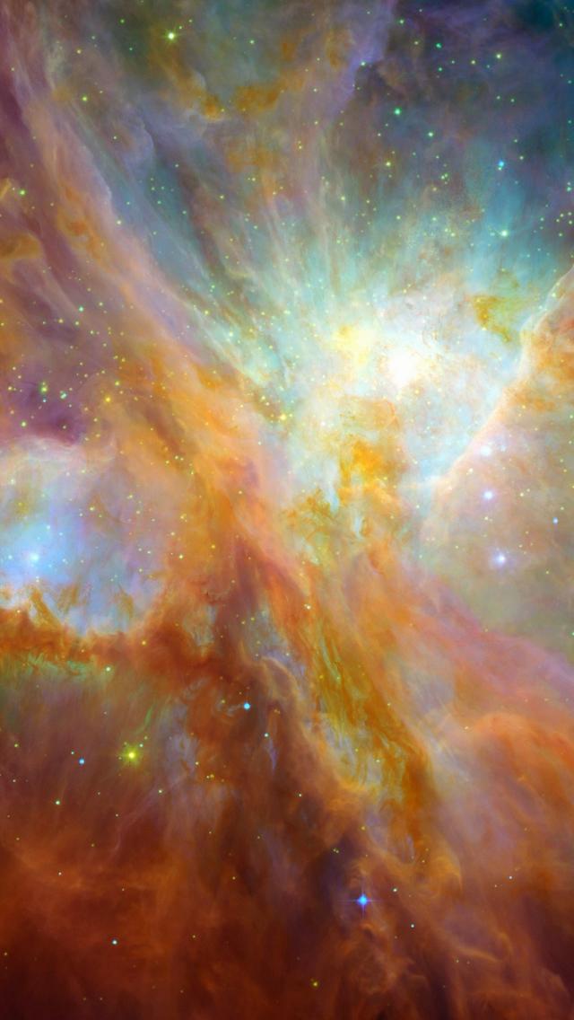 Milky way galaxies iphone wallpaper ilikewallpaper com