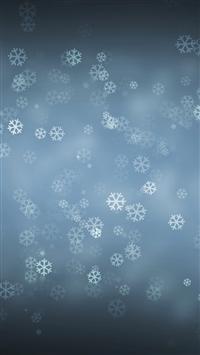 Snow Flower iPhone 5s wallpaper