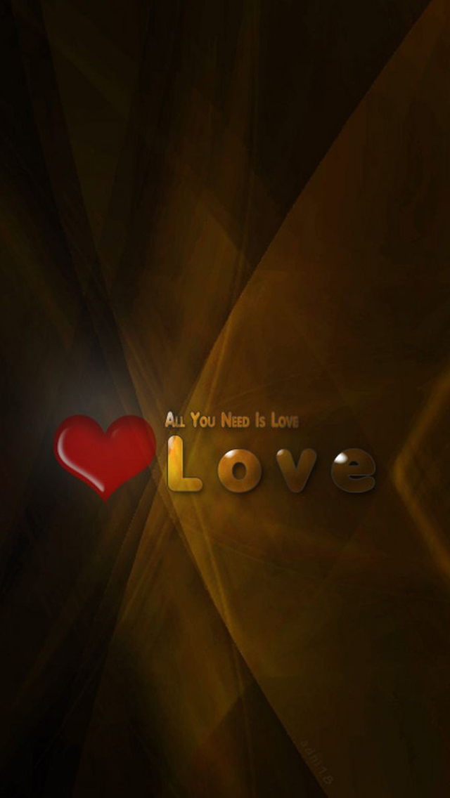 Valentine's Day gifts love iPhone wallpaper