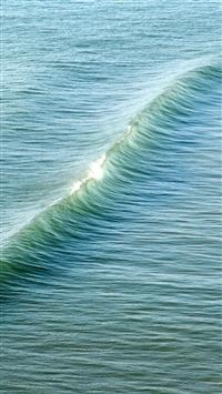 Sea waves iPhone 5s wallpaper
