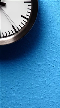 Wall clocks iPhone 5s wallpaper