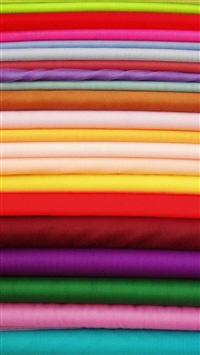 Colored cloth iPhone 5s wallpaper