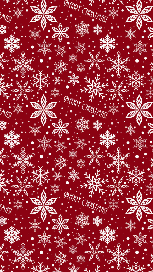 Christmas Pattern Holiday iPhone wallpaper