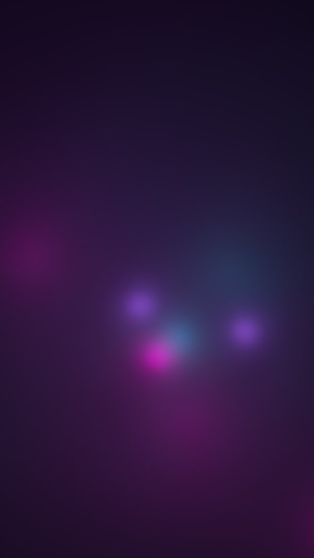 Blurry Lights Abstract iPhone wallpaper