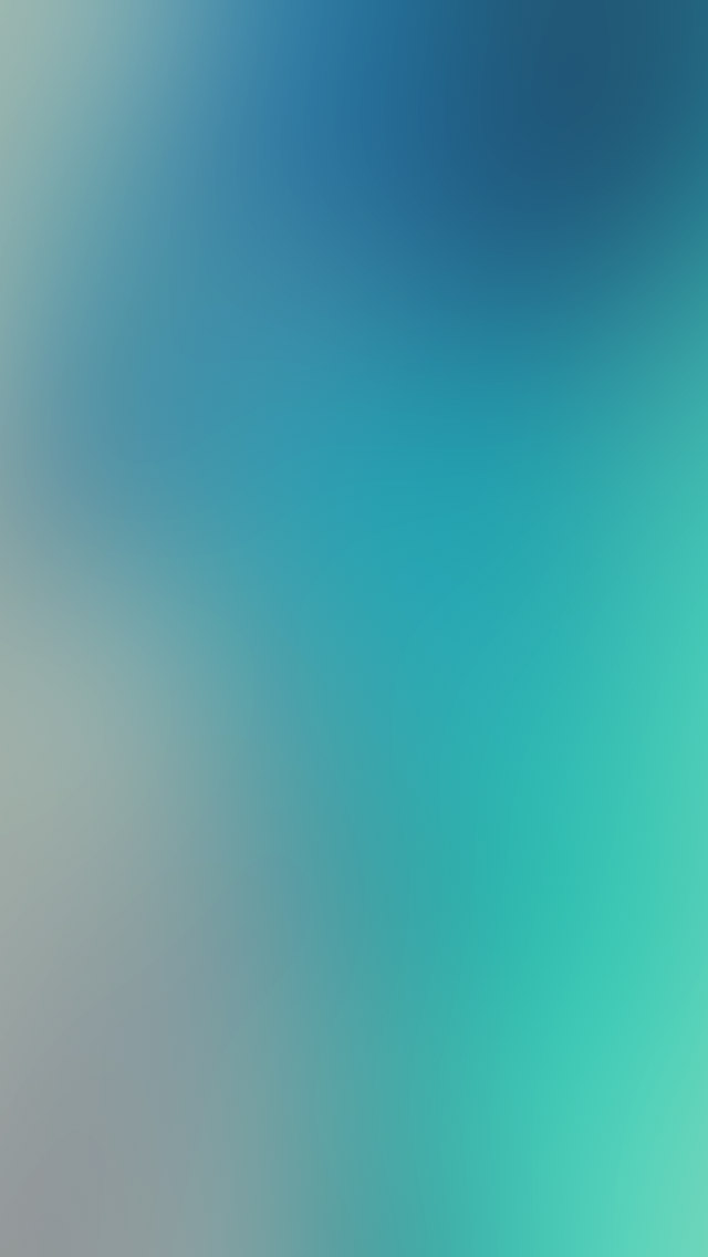 cold cyan background iPhone wallpaper
