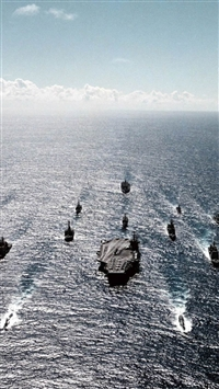 Us Navy Fleet iPhone 5s wallpaper