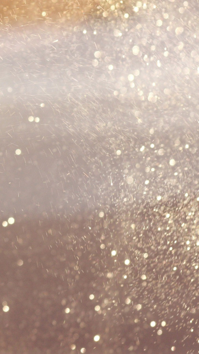 Sunlight Bokeh iPhone wallpaper