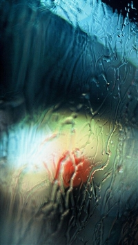 Wet Window Photography iPhone 5s wallpaper