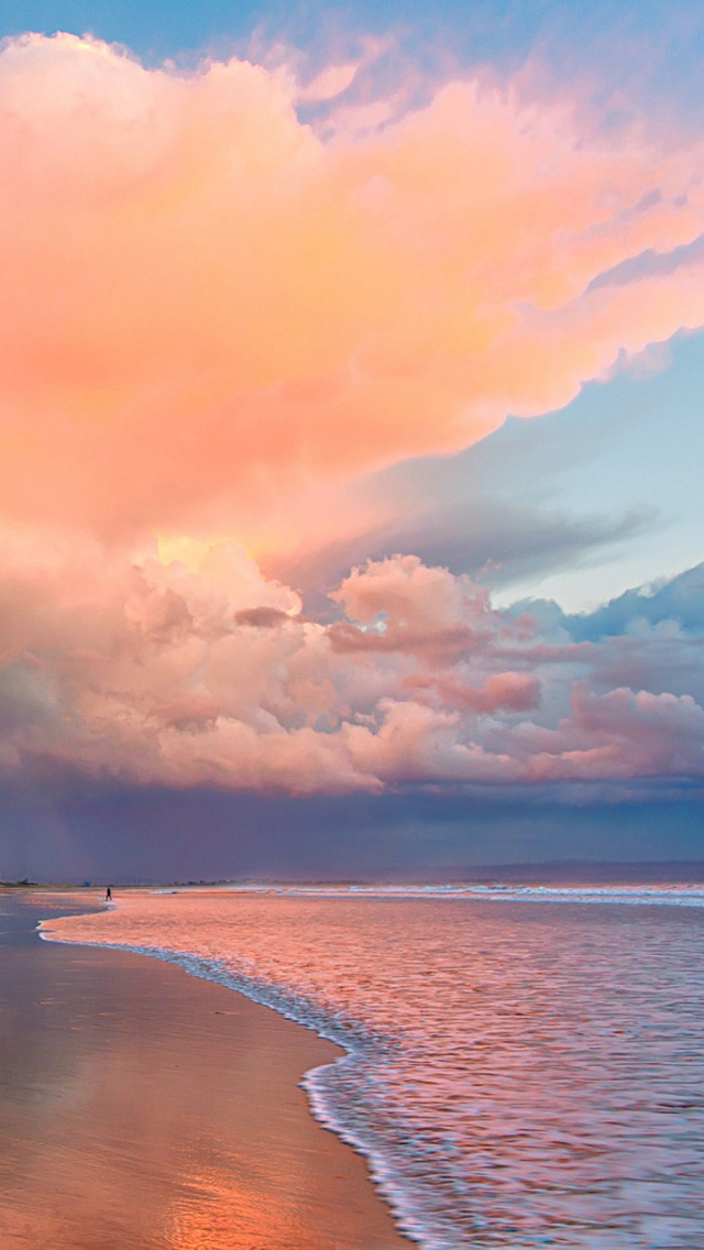 San diego beaches iPhone wallpaper