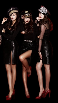 Sistar iPhone 5s wallpaper
