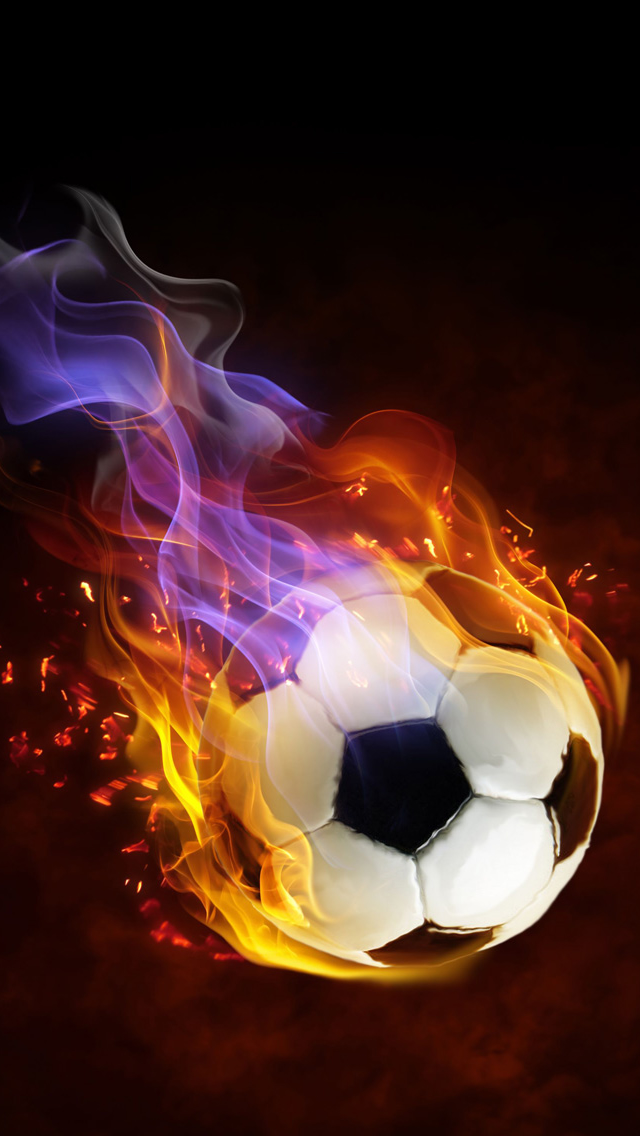 Football Abstract iPhone wallpaper